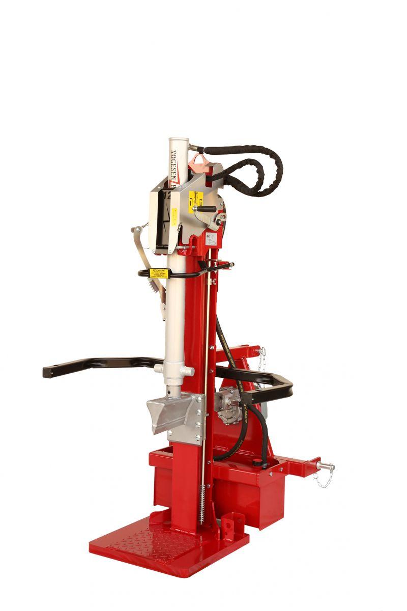 AMR verticale houtklovers