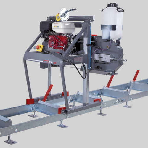 Forestor mechanische zaagmachines