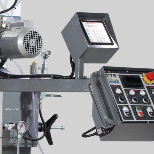 Forestor hydraulische zaagmachines