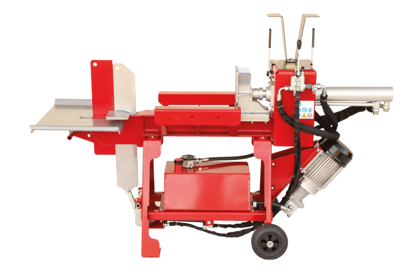 houtkloofmachine amr 9 ton