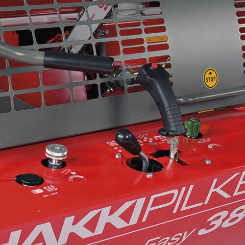 Hakki Pilke Easy 38 zaagkloofmachine