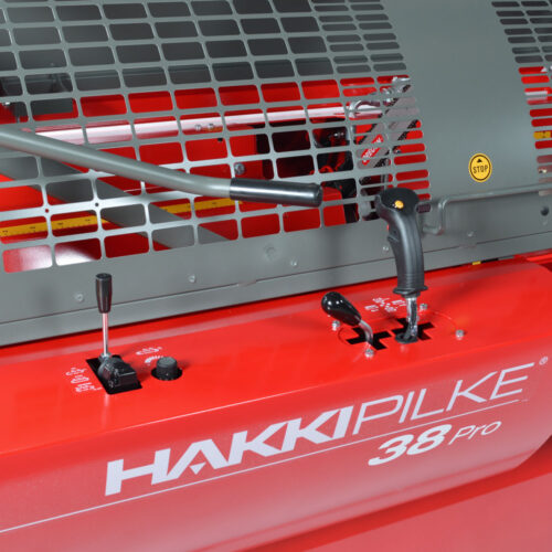 Hakki Pilke 38 PRO zaagkloofmachine