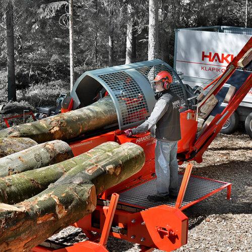 Hakki Pilke Easy 50 PRO zaagkloofmachine