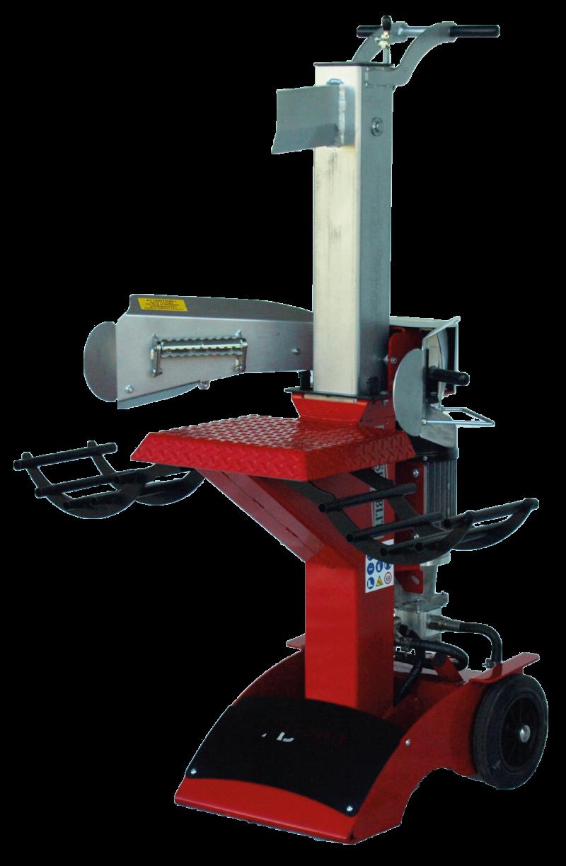AMR verticale tafel houtklovers